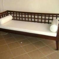 Sofa Bed Bale bale Kayu Jati Harga Murah