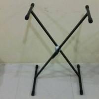 Stand Keyboard Export Besi Super Kuat