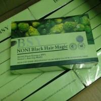 Jual BSY NONI BLACK HAIR MAGIC (HITAM) 3 LOGO Murah
