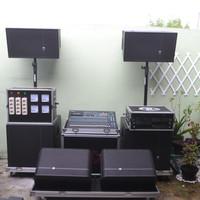 Sewa Sound System Paket Gold