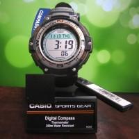 NEW Jam Tangan Casio SGW 100 B-3V Twin Sensor (Adiknya Protrek)