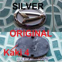 harga Emblem Logo Tutup Ban Serep Daihatsu Terios Silver Tokopedia.com