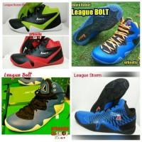 harga Sepatu Basket League storm & Bolt, Biru, New, Ori Tokopedia.com