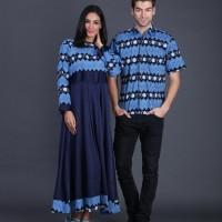 harga Baju Busana Muslim Koko Gamis Couple Pasangan Batik Sarimbit Garsel Tokopedia.com