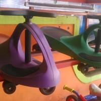 Yoyo car atau swing car