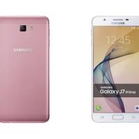 Samsung Galaxy J7 Prime - Pink Garansi Resmi Samsung + Free Bonus