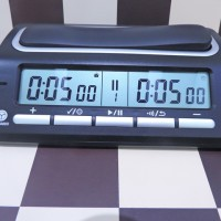 Jual Jam Catur / Timer Catur Digital Yamako 8886 Murah