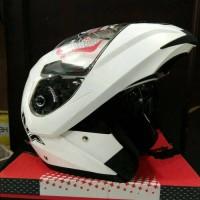 Helm KYT RRX Modular Flip Up M L XL - Half face Full face