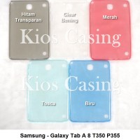 Samsung Galaxy Tab A 8 T350 P355 - Ultra Thin Softshell Case Cover