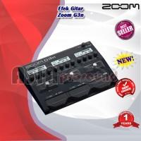 Efek Gitar Zoom G3n / Zoom G3 n / Zoom G3-n
