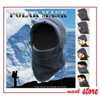 Masker Polar / Polar Mask / Kupluk Polar / Topi Gunung
