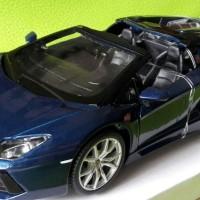 Diecast Maisto 1:24 - Lamborghini Aventador LP700-4 Roadster