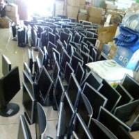 MONITOR LCD SECOND/ BEKAS 17 INCH ALL MERK