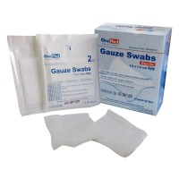 Kasa Steril Gauze Swabs 7,5x7,5cm 8ply OneMed