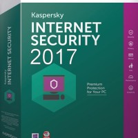 Kaspersky Internet Security 2017 3pc Registered