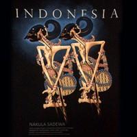KAOS WAYANG NAKULA SADEWA KIRANGAN INDONESIA