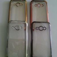 Shining Chrome Samsung J1 Ace
