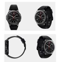 Samsung Gear S3 Frontier With Black Sport Band BNIB [Smartwatch]