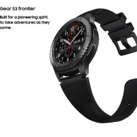 Samsung Gear S3 Frontier with Black Sport Band BNIB [Smartwatch]