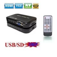 MEDIA PLAYER HDMI VGA USB SD AV FULL HD