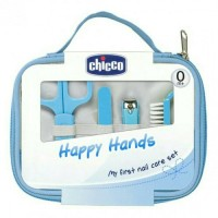 Chicco happy hands manicure set / manicure set bayi