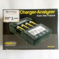 Charger Powerex MH-C9000(garansi mahadaya)