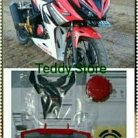 Paket Aksesoris Honda New CBR 150 R 150R K45G Facelift Led Red Merah
