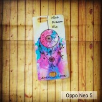 OPPO NEO 5 CASE CUSTOM HP
