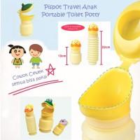 BK020 Pispot Travel Anak Mobil Unisex Baby & Kid Portable Toilet Potty