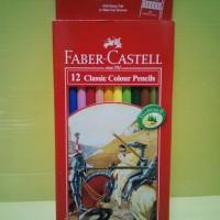 Harga Pensil 12 Warna Faber Travelbon.com