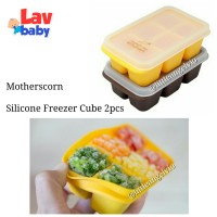 Motherscorn mother's corn Silicone Freezer Cube babycubes silicon