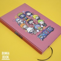 Note Book One Piece SHP Chibi
