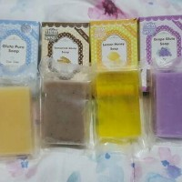 Jual GLUTA PURE SOAP +SEGEL HOLOGRAM Limited Murah