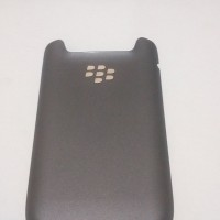 TUTUP BATERAI /BACK DOOR BLACKBERRY 9790 - BLACK - NEW-ORI RIM - 444