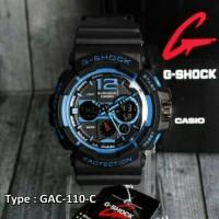 Jam Tangan Pria Casio G-Shock Dualtime Kw Super