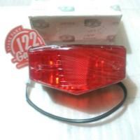 lampu rem belakang stop-lamp assy rx-king 2008 kw super , bisa di rx-k