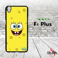 Sponge Bob Square Pants smile face 0127 Casing for Oppo F1 Plus | R9 H