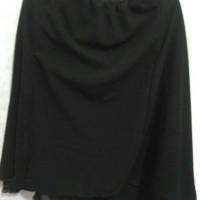 Cadar rit 2 layer (terpisah dari jilbab).