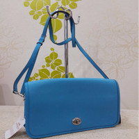 Tas Coach Turnlock Crossbody Original