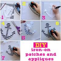 Patch Tutorial Iron Patch Wajib Tonton Video Tutotial nya Sis/Gans