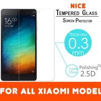 Jual Tempered Glass Xiaomi Note Redmi Mix Max Mi Murah