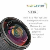 LENSA MEIKE 8mm F/3.5 FOR FUJIFILM FUJI XM1 XA1 XA2 XA3 XA10 XT10 XT1