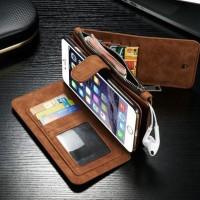 harga Caseme Iphone 7 Wallet Card Soft Case Flip Cover Leather Flipcover Tokopedia.com