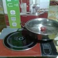 Kompor listrik induksi gratis panci ELITE COOKER murah