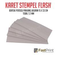 Karet Spon/Busa Stempel Flash Warna