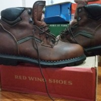 Sepatu Red Wing 3526 Safety Shoes / Work boots