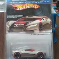 Hot Wheels Mitsubishi Double Shotz