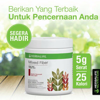Herbalife#shake#original Mixed Fiber pengganti Lipo Bond ..