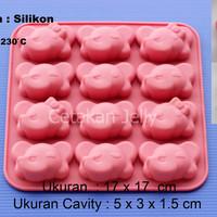 Elephant 12 cavity