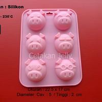 Piggy 6 cavity